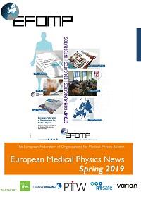 EFOMP :: European Medical Physics News