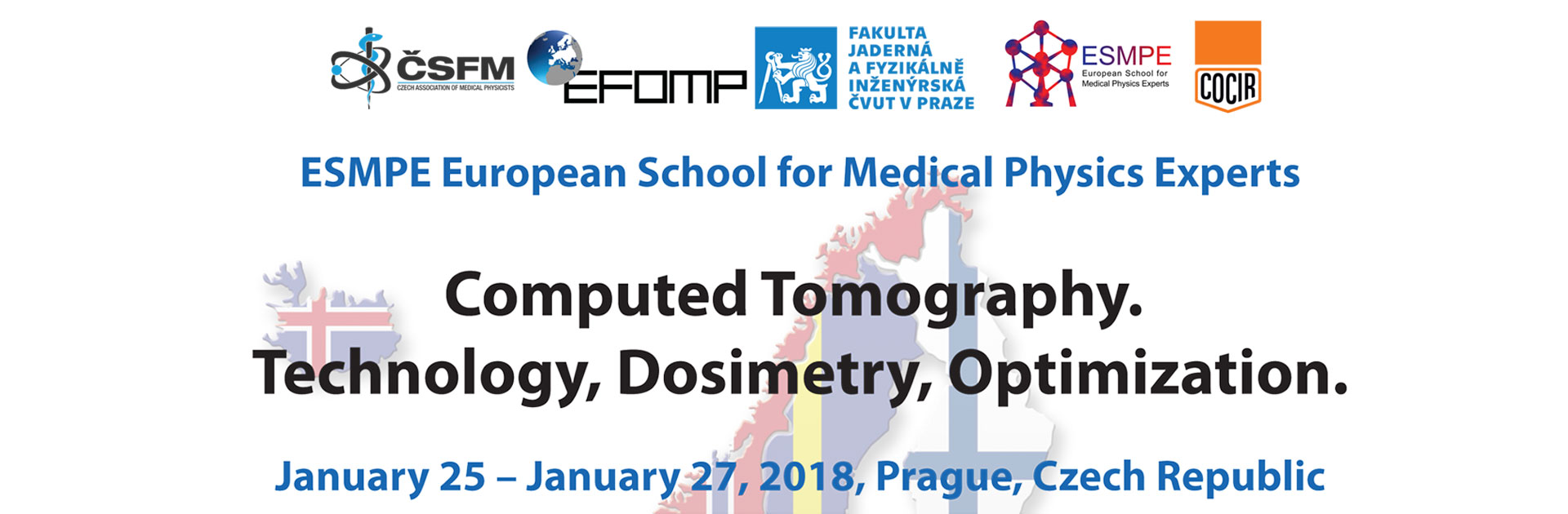 EFOMP Winter School 2018