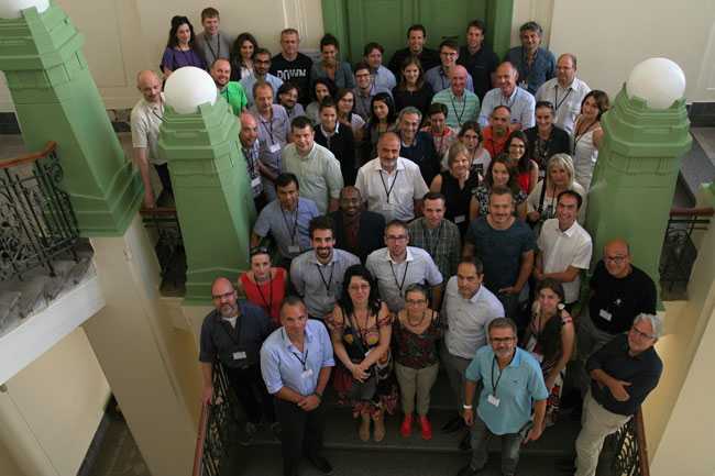 ESMPE European School for Medical Physics Experts, July 2017