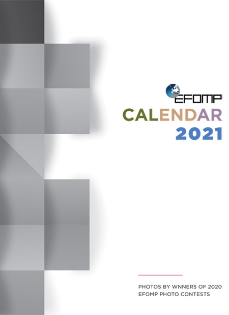 EFOMP - 2021 Photo Calendar