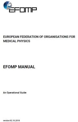 EFOMP Manual